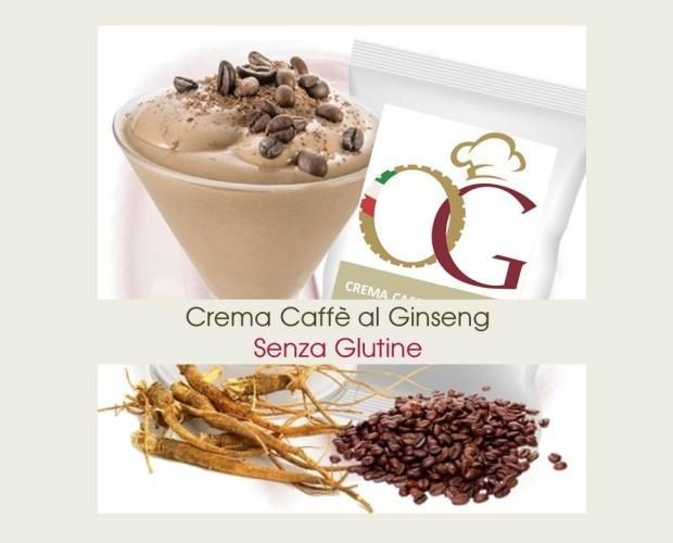 Crema Caffe al Ginseng. Facile da preparare senza aggiungere altro