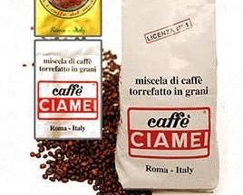 . Miscela in grani Caffè Ciamei