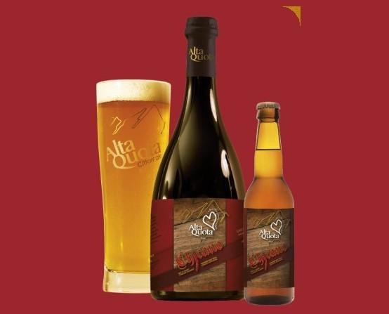 Birra. Birra Artigianale. Aromatizzata al Peperoncino Rocoto