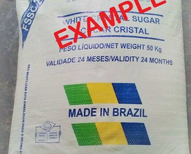 Sugar ICUMSA45. Zucchero, Sugar ICUMSA45, Origine Brasile