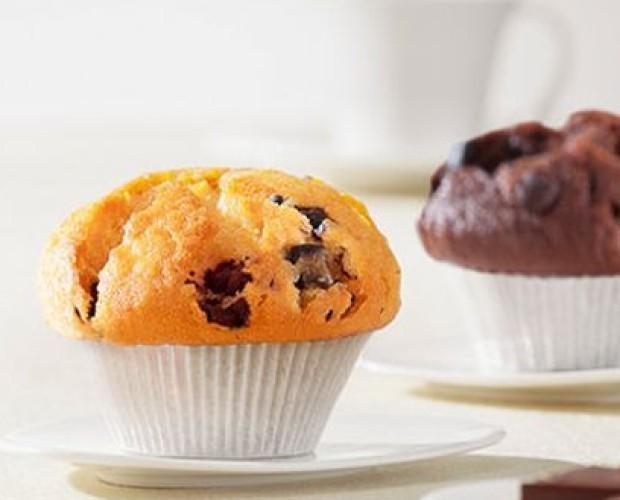 Muffins. Vaniglia & Cioccolato