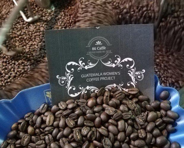 TOSTATURA GUATEMALA. Caffè Monorigine.