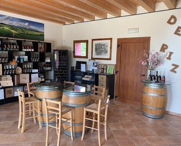 Wine shop. Il nostro punto vendita in azienda!