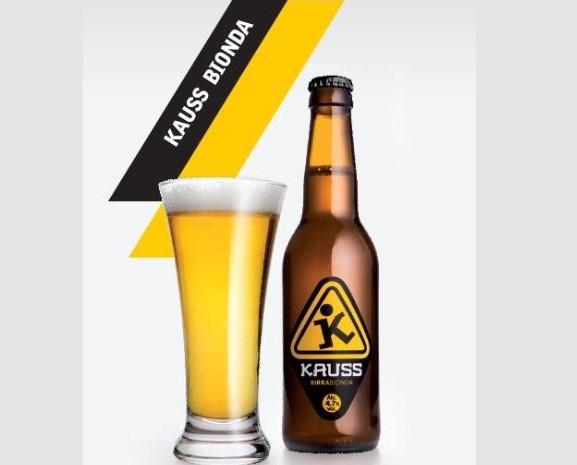 Kauss Bionda. Birra artigianale