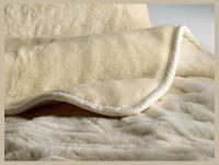 Coperta in lana merinos