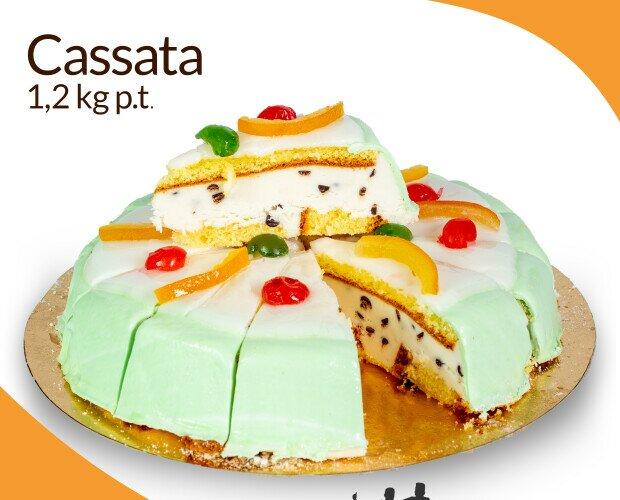 Cassata. Ricetta tradizionale senza alterare quelli che sono i sapori della vera cassata