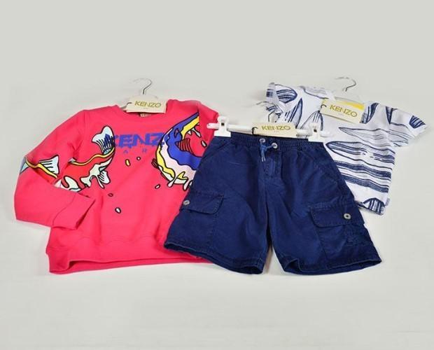 . Abbigliamento bimbi Kenzo