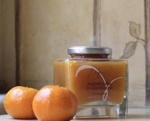 Marmellata. Marmellata di mandarini di Sicilia