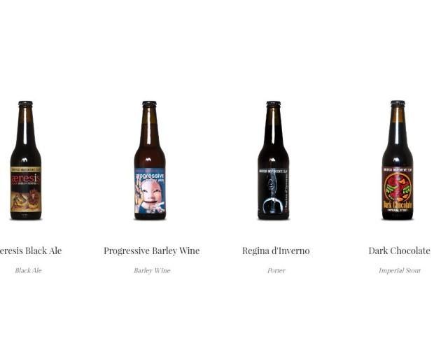 """Le nostre """"Rarità"""". Birra artigianale di qualità."""