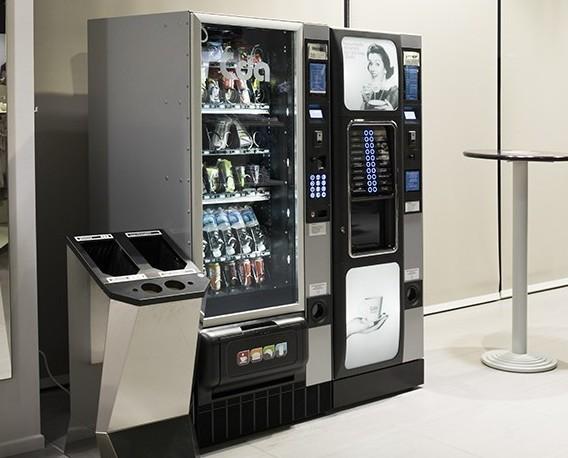 Distributori Automatici. Soluzioni per uso ufficio