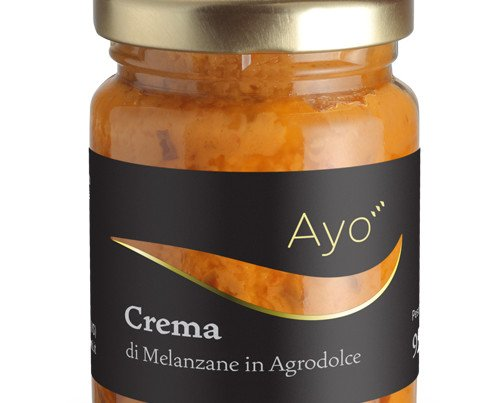 crema-melanzane-agrodolce.