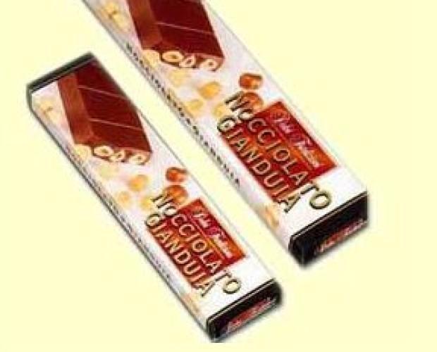 Cioccolato.Nocciolato al Gianduia