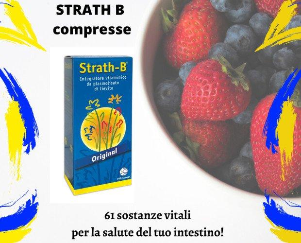 Integratori Alimentari.61 sostanze vitali per la salute del tuo intestino!