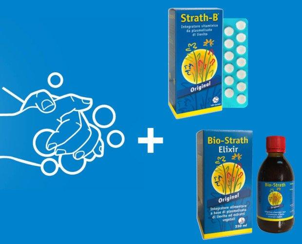 Elixir e compresse. per rafforzare il sistema immuntario