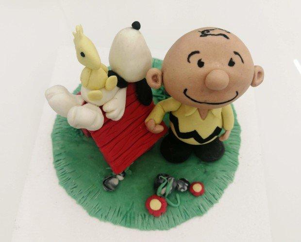 Cake Design. Soggetto in pasta di zucchero