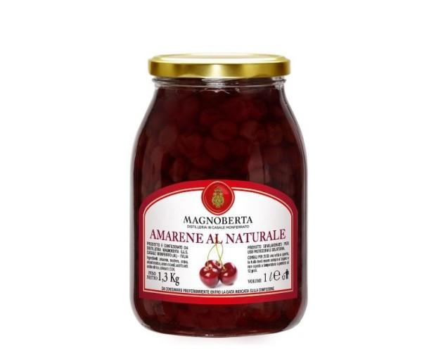 Grand patissier - Frutta al Naturale. Amarena per pasticceria