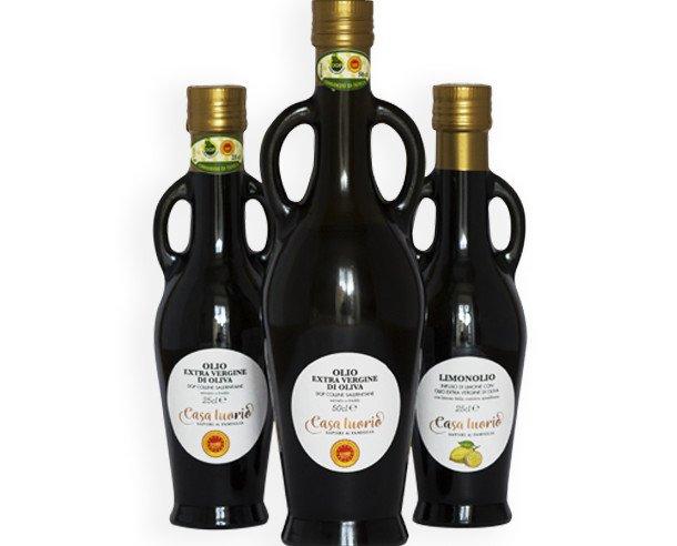 """olio_web-1. Il nostro olio DOP """"Colline Salernitane"""" è un olio di categoria superiore, con la garanzia del marchio Denominazione di Origine Protetta. Ottenuto esclusivamente con spremitura a freddo delle olive."""