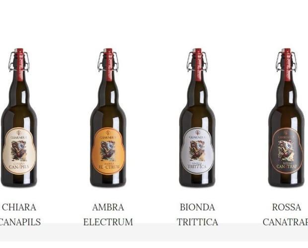 Birre artigianali. Prodotte con le nostre stese materie prime.