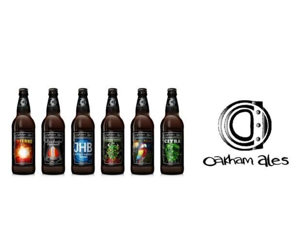 Oakham Ales. Exclusive Oakham Ales