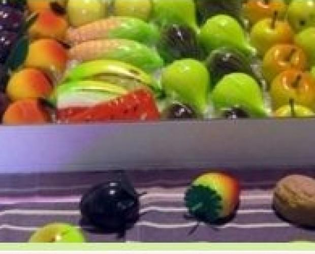 Ingrosso di dolci. Lorenz gli extra fondenti