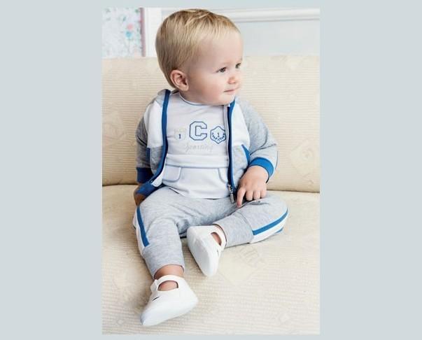 . Abbigliamento bimbo Aletta