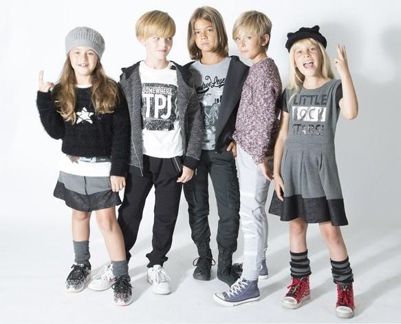 Abbigliamento per Bambini. Le nostre produzioni da 0 a 7 anni.