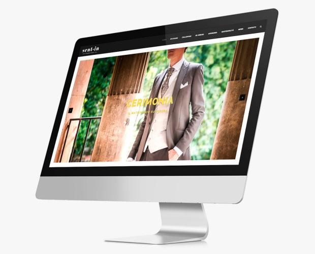 Sent-in. Sito web sent-in moda fashion