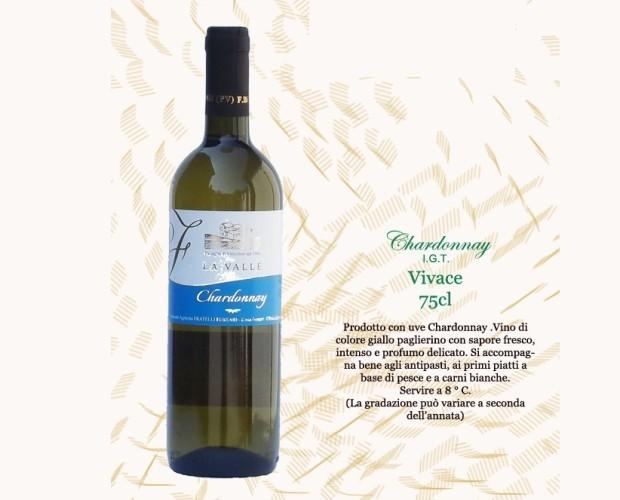 Vino Bianco. Chardonnay IGT
