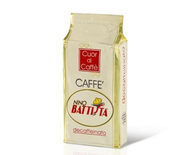 . Miscela per uso domestico decaffeinto