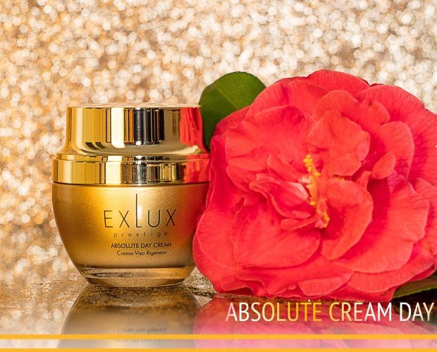 Absolute Day Cream. Crema viso giorno antiage rigenerante