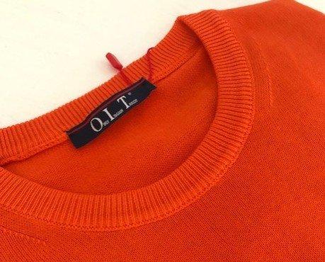 cotton20. maglia 100%co. made in italy dalla M alla XXL blue, nero, arancio, rosa, rosso, verde, turchese, royal, beige, glamour, grigio, bianco