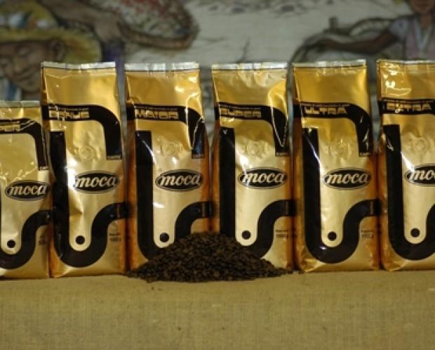 . Miscela di caffè espresso in grani per bar