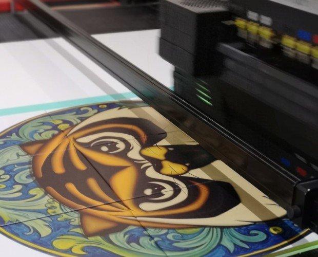stampa su mattonelle. stampa su mattonelle