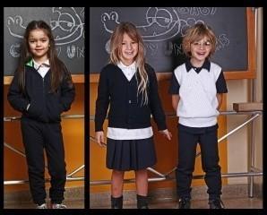 Cetty_Coccobaby. Produzione divise scolastiche e tute in cotone