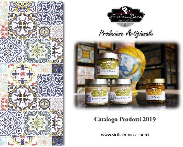 Catalogo Prodotti 2019 Sicilia in Bocca. Catalogo dei Prodotti