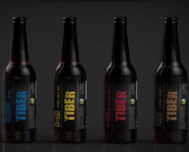 Birra Tiber. Produzione Artigianale
