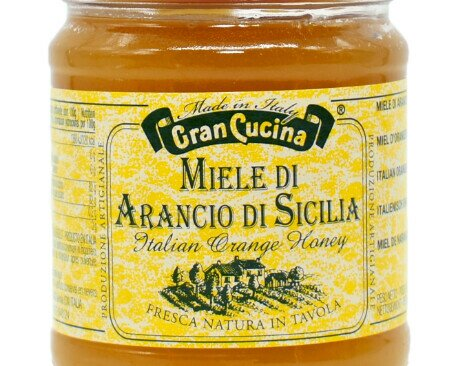 Miele di Arancio di Sicilia. Un tripudio di fiori d'arancio. Il profumo siciliano per eccellenza