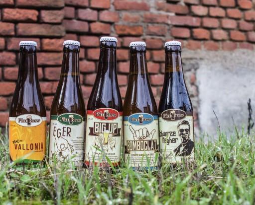 Birre PicoBrew. Produzione di qualità.