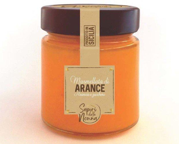 Marmellata. Marmellata di arance