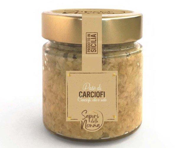 Patè. Carciofi