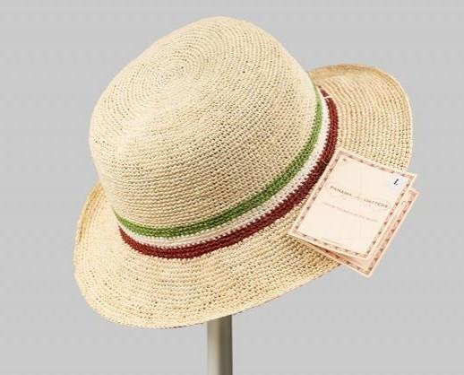 Cappelli.Fatto a mano al 100% paglia Toquilla qualità Standard