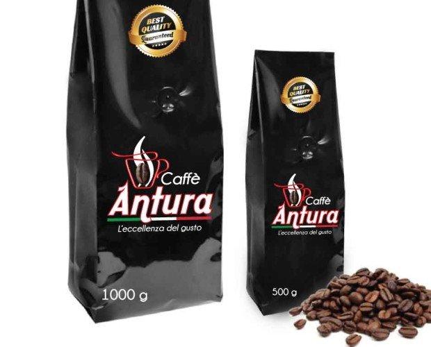 CAFFE' IN GRANI. Caffe' Tostato in grani di altissima qualità . . .