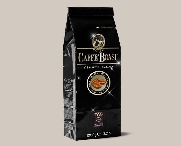 . Miscela in grani Caffè Boasi