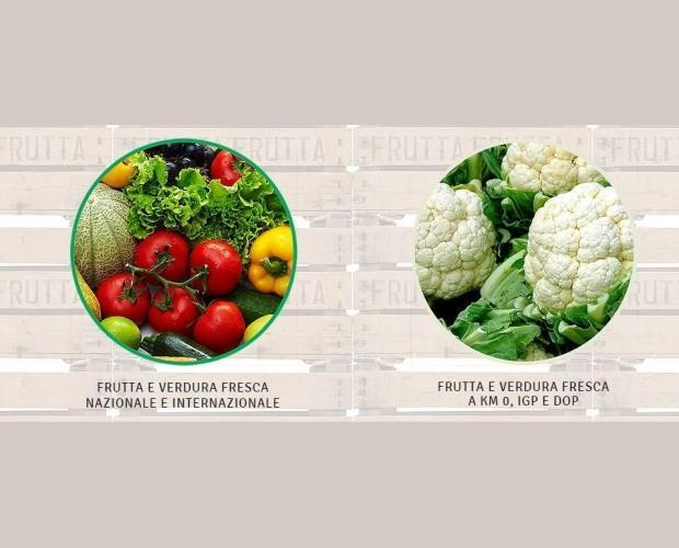 Frutta e verdura. Proponiamo prodotti a km0, IGP e DOP