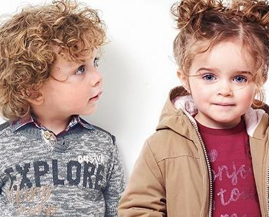 Abbigliamento per bambini. Abbigliamento da 0 a 14 anni.