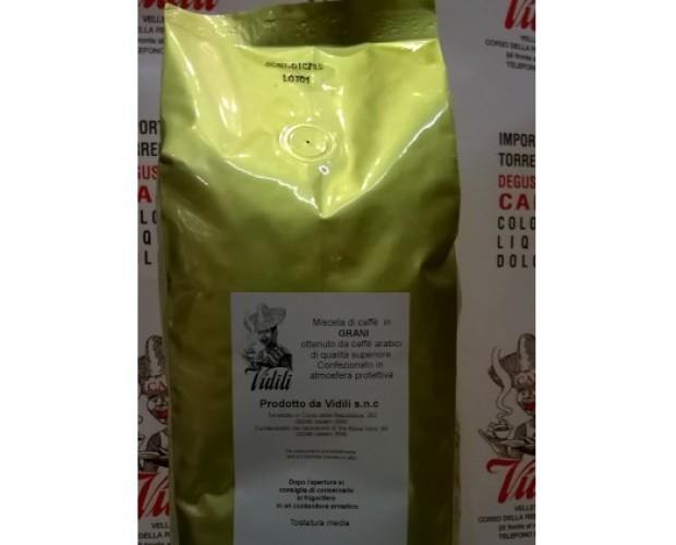 . Miscela di caffè in grani uso horeca