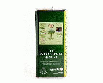 . Latta Olio Extravergine d'oliva da 5 litri