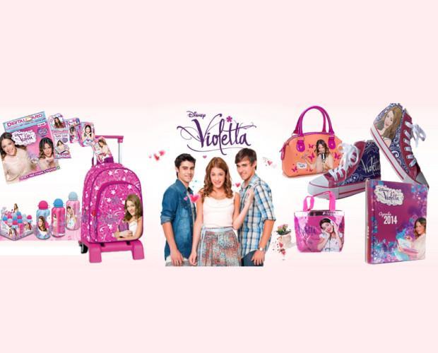 . Prodotti Violetta Disney