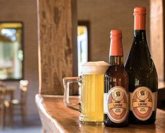 UKRE. Birra artigianale