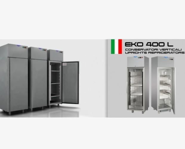 EKO 400L. Refrigeratori verticali
